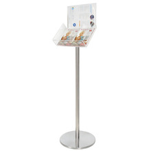 2 A5 Freestanding Brochure Holder