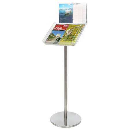 A3 Brochure Holder for EZI Pole