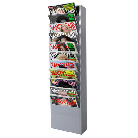 Sorti A4 Magazine Holder 11 Pocket