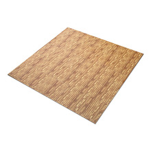 Wood Finish Exhibition Foam Floor Mat
