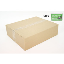 CARTON of 50 Clip On Landscape Business Card Holder