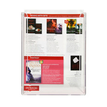 A5 Clipback Brochure Holder
