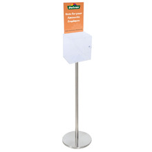 Premium Acrylic Clear Freestanding Suggestion Box A4