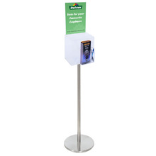 Premium Acrylic Clear Freestanding Suggestion Box A4 Combo