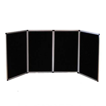 Free Standing Partition Divider - 4 Panel 1.45m High