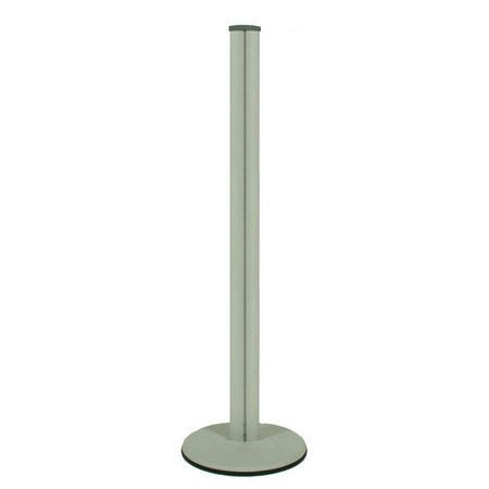 1450mm Silver Combo Pole and Base.