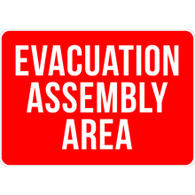 Evacuation Meeting Area_Evacua