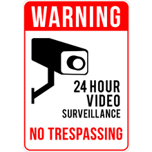 24 Hour Video Surveillance Sig