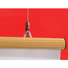 Light Wood Snap Hanger 841mm - A0
