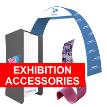 Exhibition Tables & Accessories