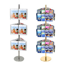Carousel Brochure Stands