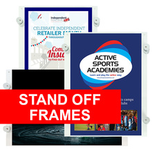 Stand Off Frame