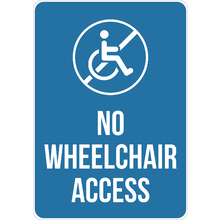 Handicap Access Signs