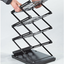 Expandable Brochure Holders