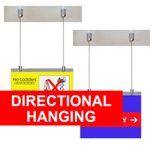 Directional Hanging