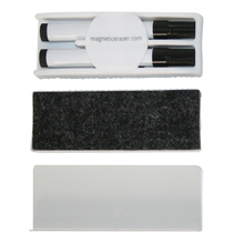 Magnetic Eraser with Tray