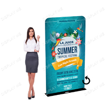 Double Sided Tension Banner  W1222 x H2280mm