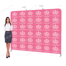 Straight Expo Wall - Fabric Single Sided - W2000 x H2280mm