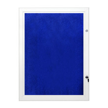 Felt Board Blue Holds 9 A4