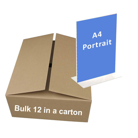 Bulk A4 Portrait Double Sided x 10 ($5.90 per unit)