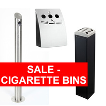 SALE - Cigarette Bins