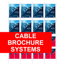 Cable Brochure Systems