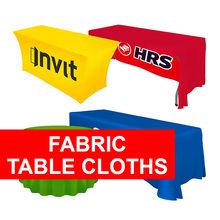 Fabric Table Cloths