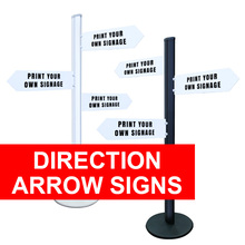 Direction Arrow Signs