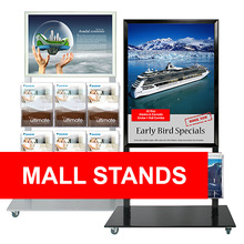 Mall Stands